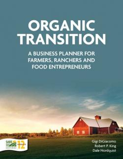 Organic Transition Planner cover image